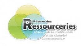 Logo Réseau des ressourceries