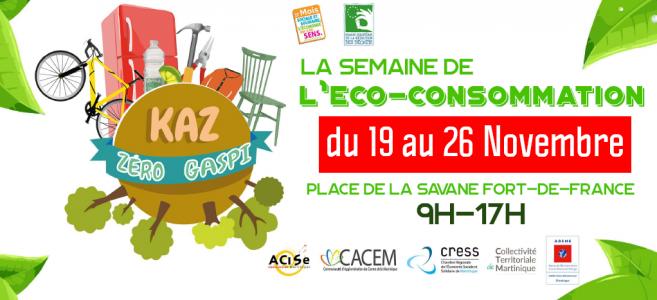 La Ressourcerie de l'ACISE participe à Kaz Zéro Gaspi